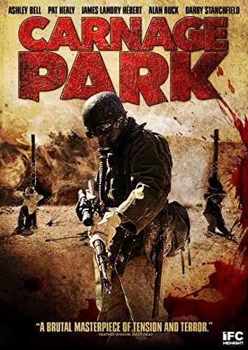 Carnage Park Bell Healy DVD Nr