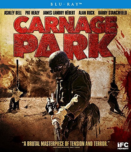 Carnage Park Bell Healy Blu Ray Nr