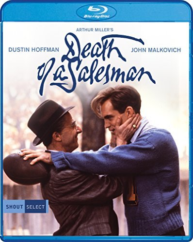 Death Of A Salesman Hoffman Malkovich Blu Ray Pg