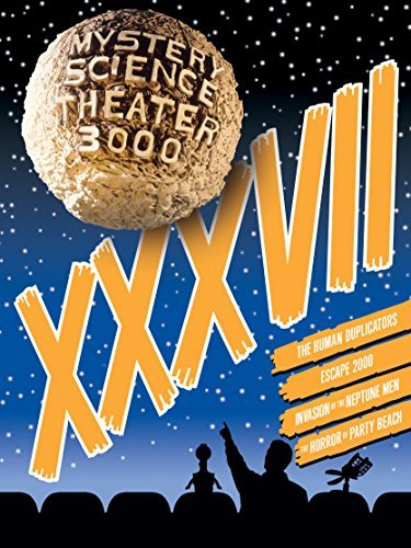 Mystery Science Theater 3000 Volume 37 DVD