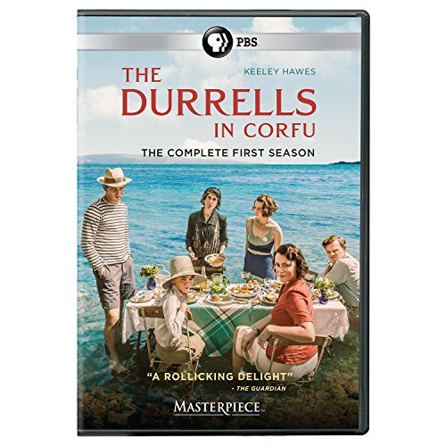 Durrells In Corfu Season 1 DVD