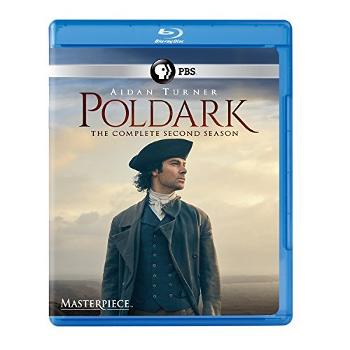 Poldark Season 2 Blu Ray
