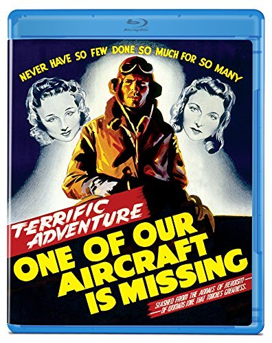 One Of Our Aircraft Is Missing Tearle Portman Blu Ray Nr