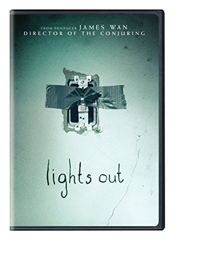 Lights Out Palmer Bateman Bello DVD Pg13