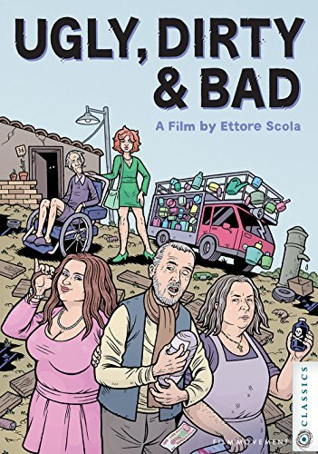 Ugly Dirty & Bad Ugly Dirty & Bad DVD Nr