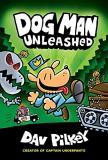 Dav Pilkey Dog Man Unleashed (dog Man #2) From The Creator Of Captain Underpants