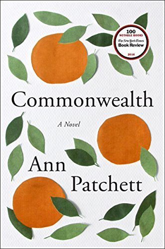 Ann Patchett Commonwealth