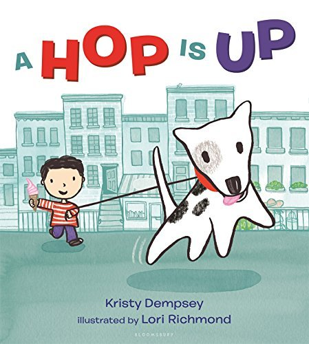 Kristy Dempsey A Hop Is Up