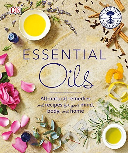 Susan Curtis Essential Oils All Natural Remedies And Recipes For Your Mind B