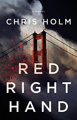 Chris Holm Red Right Hand