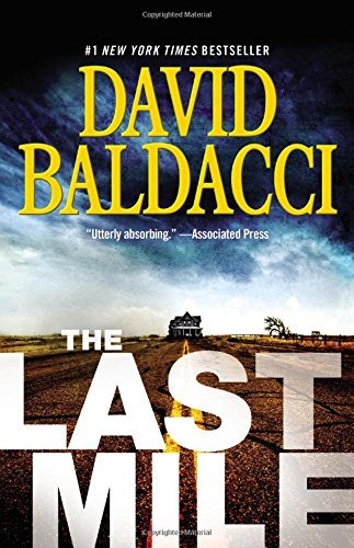 David Baldacci The Last Mile