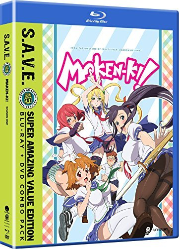 Maken Ki Season 1 Blu Ray DVD