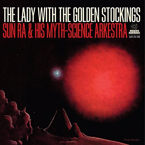 Sun Ra Lady With The Golden Stockings (gold Vinyl)