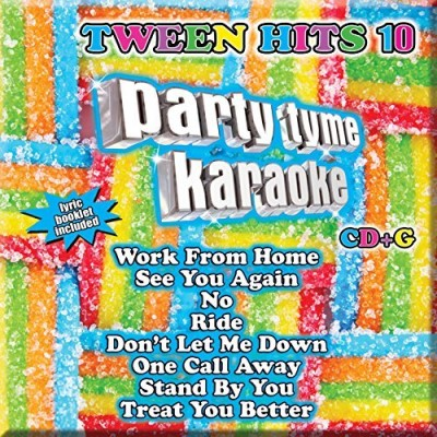 Party Tyme Karaoke Tween Hits Party Tyme Karaoke Tween Hits