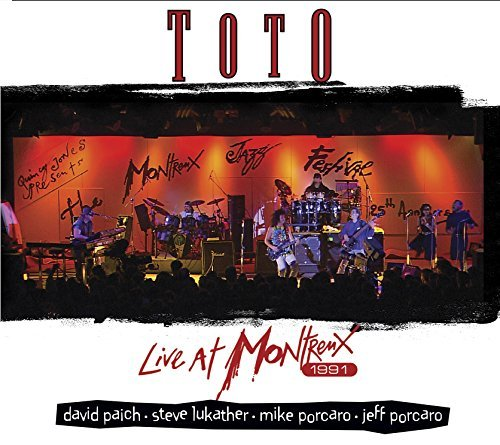 Toto Live At Montreux 1991