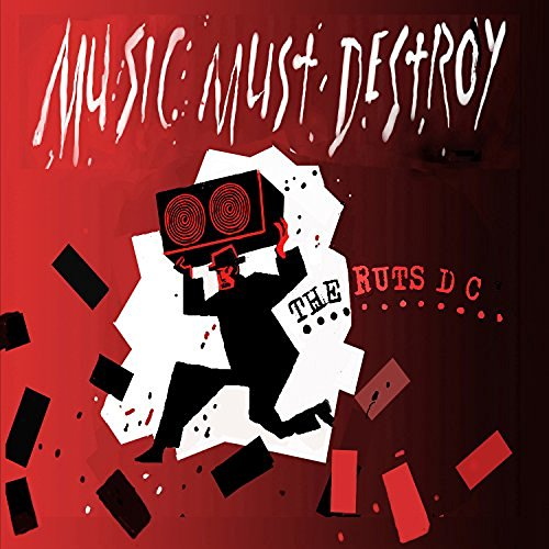 Ruts Dc Music Must Destroy