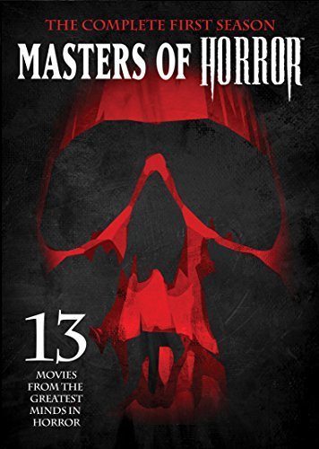 Masters Of Horror Season 1 DVD