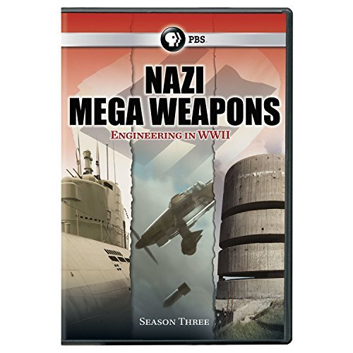 Nazi Megaweapons Season 3 Pbs DVD