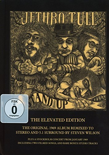 Jethro Tull Stand Up (the Elevated Edition) 2cd DVD