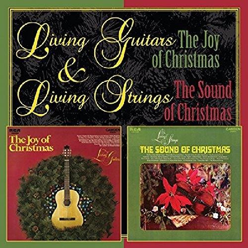 Living Guitars & Living Strings The Joy Of Christmas The Sound Of Christmas