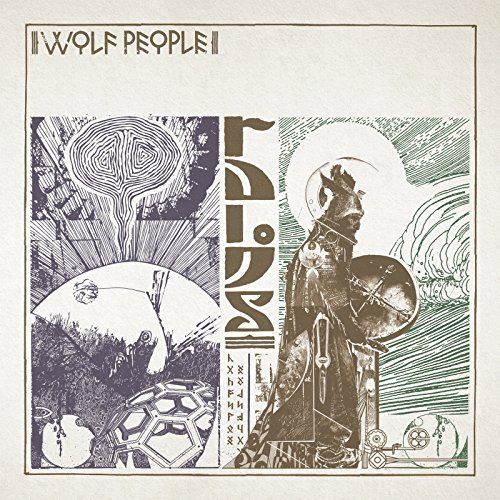 Wolf People Ruins Clear Vinyl
