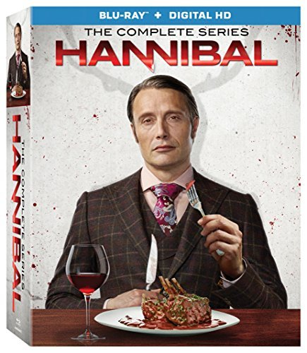 Hannibal Complete Series Blu Ray