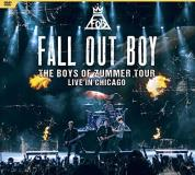 Fall Out Boy The Boys Of Zummer Tour Live In Chicago