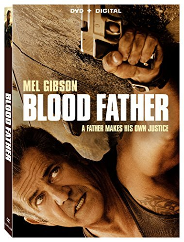 Blood Father Gibson Moriarty DVD Dc R