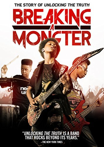 Breaking A Monster Breaking A Monster DVD Nr