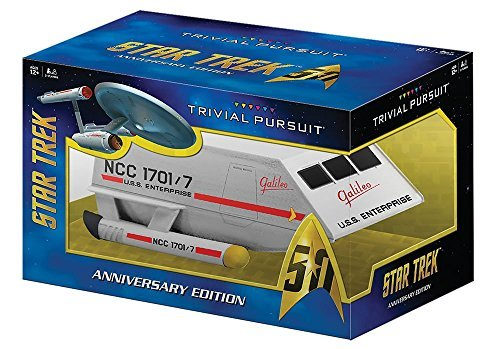 Trivial Pursuit Star Trek™ 50th Anniversary