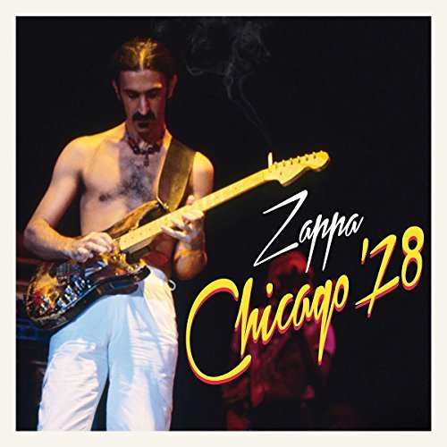 Frank Zappa Chicago 78 2 CD
