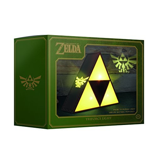 The Legend Of Zelda Tri Force Light