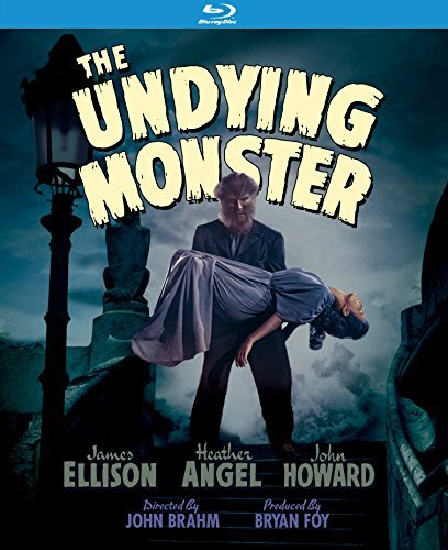 Undying Monster Ellison Angel Blu Ray Nr