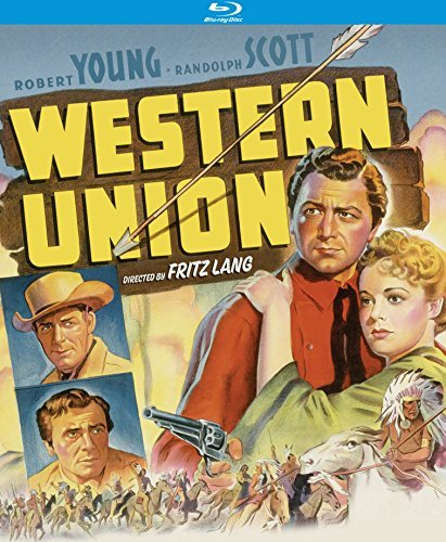 Western Union Scott Young Blu Ray Nr