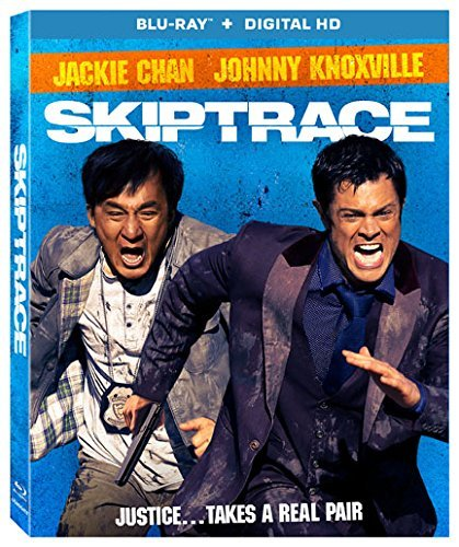 Skiptrace Chan Knoxville Blu Ray Pg13