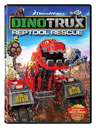 Dinotrux Reptool Rescue DVD