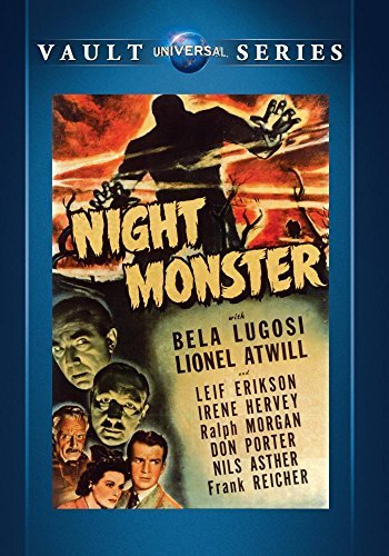 Night Monster Night Monster Made On Demand