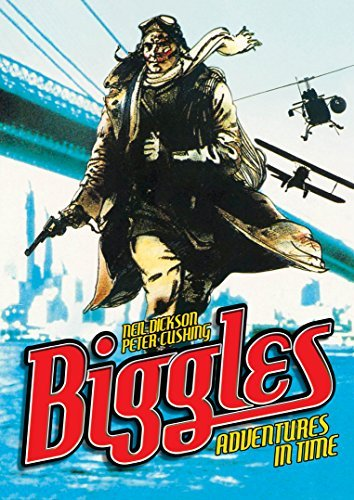 Biggles Adventures In Time Cushing Dickson DVD Pg