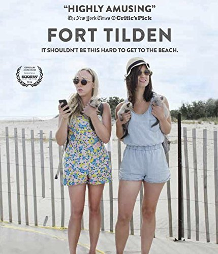 Fort Tilden Elliott Mcnulty Blu Ray R