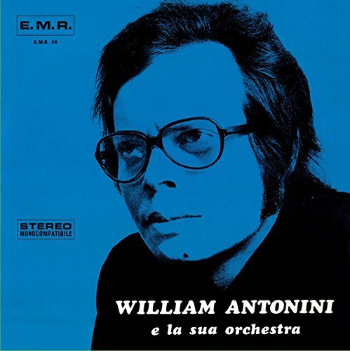 William Antonini E La Sua Orchestra William Antonini E La Sua Orchestra Lp