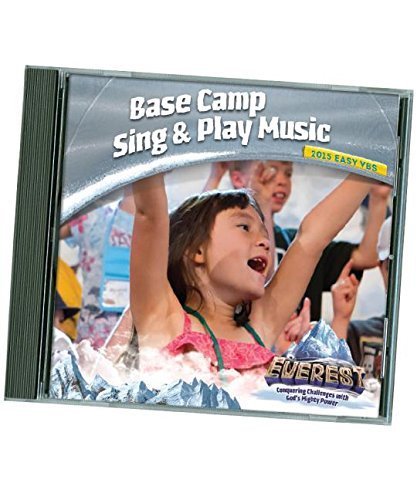 Group Publishing Group Easy Base Camp Sing & Play Music CD