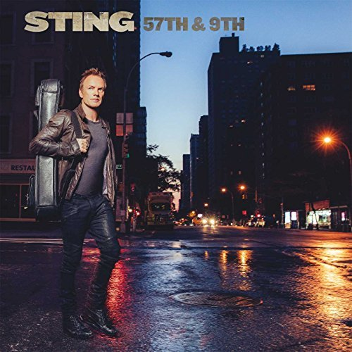 Sting 57th & 9th [super Deluxe] CD DVD