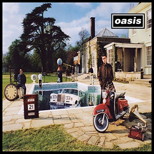 Oasis Be Here Now (3cd)