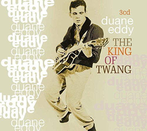 Duane Eddy King Of Twang Import Eu C&d Do Not Reactivate