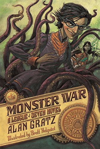 Alan Gratz The Monster War A League Of Seven Novel