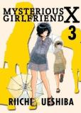 Vertical Mysterious Girlfriend X Volume 3