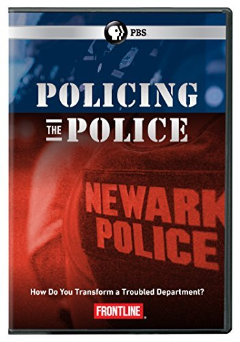 Frontline Policing The Police Pbs DVD