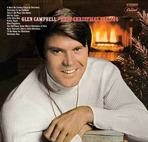 Glen Campbell That Christmas Feeling