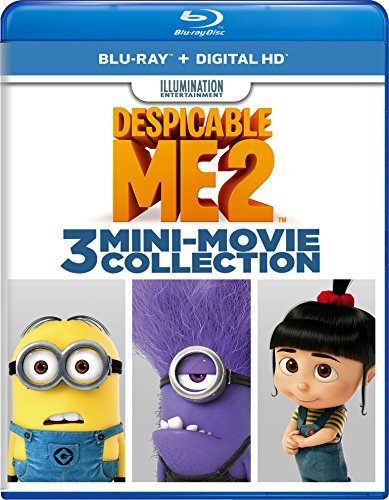 Despicable Me 3 Mini Movie Collection Blu Ray Nr