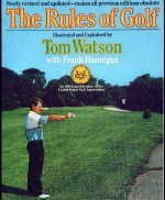 Usga The Rules Of Golf 1988